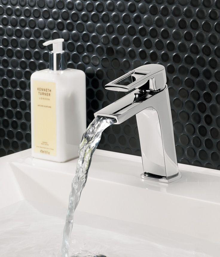 Mini basin mixers, small basin taps, mini mixer tap, cloakroom basin taps