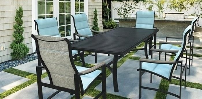 Tropitone Patio Furniture With Images Patio Furniture Patio Tropitone Patio Furniture