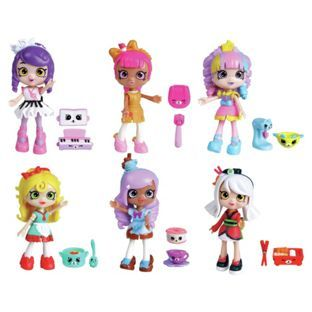 Buy Shopkins Happy Places Lil Shoppie - Assortment at Argos.co.uk, visit…