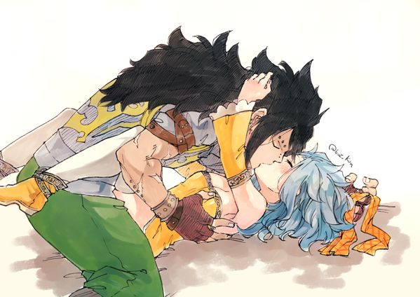 Rboz. They're just so hot! Gajevy all the way