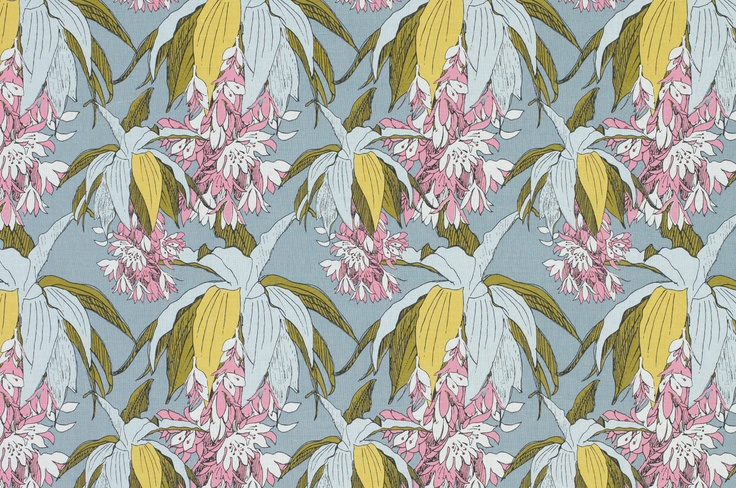 Larissa Bluebird Curtains Made To Order | Laura Ashley