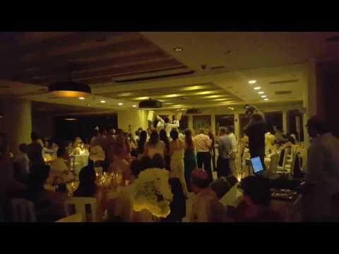 Pyrgos Restaurant Santorini-Dance
