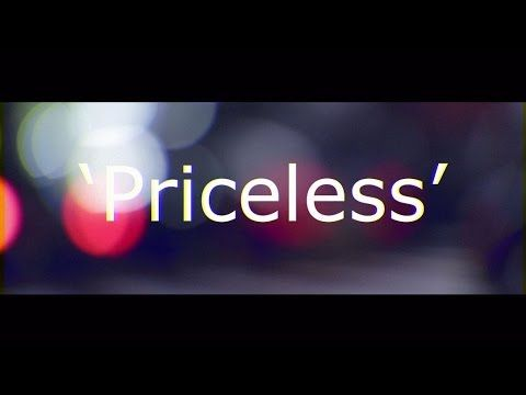 DEAN FUJIOKA - Priceless (Lyric Video)