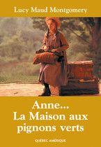 Anne 01 - Anne... La Maison aux pignons verts