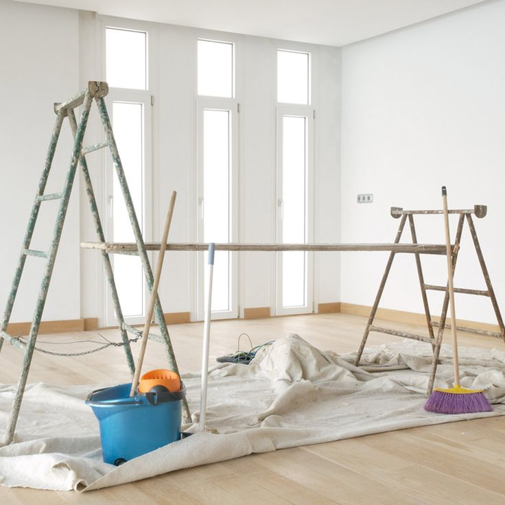 Beautiful 10 Simple Steps For Interior Paint Prep