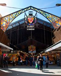 Insider Barcelona Travel Guide: Chef José Andrés Eats All Day and Night #market #barcelona #spain