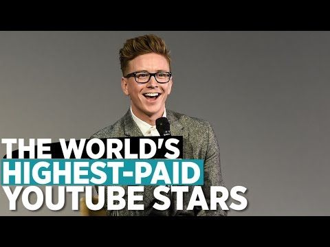 The World's Highest-Paid YouTube Stars - YouTube