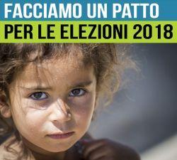 """Al via la petizione #UNICEF ai candidati delle politiche 2018. """"Aspettativa di vita a due velocità tra Nord e Sud, disparità inaccettabile. I bambini devono avere le stesse opportunità di salute e benessere, in qualunque regione nascano."""""""