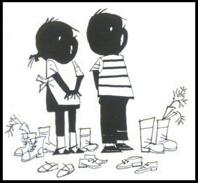Sint Nicolaas en zijn Maatjes; Jip en Janneke zetten hun schoentje voor de Sint en zingen er lustig op los!
