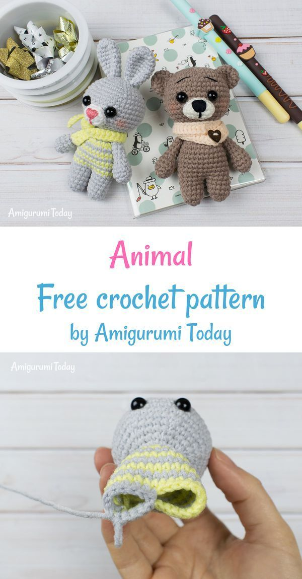 Amigurumi Today - Free amigurumi patterns and amigurumi tutorials | 1150x600