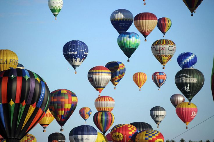hot air balloon world record attempt pictures as 408