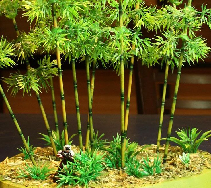 17 best images about wargaming east asian terrain for Making bamboo things