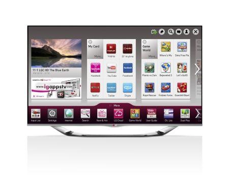 LG 55LA691V Televisio
