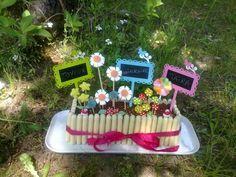 Jardinière d'anniversaire
