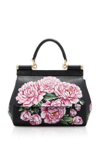 92f49b404d Dauphine Sicily Hand-Painted Leather Bag by Dolce   Gabbana SS19 ...