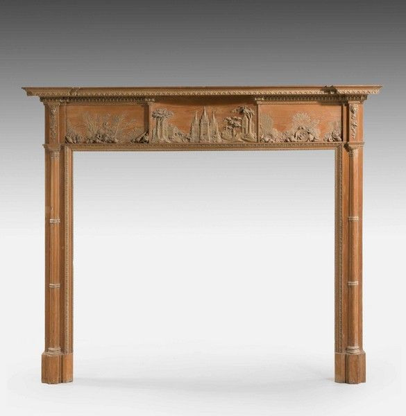 Fine Edinburgh 18th Century Pine and Gesso Fire Surround   Windsor House  Antiques. 16 best 19th C furniture George  images on Pinterest   Antique