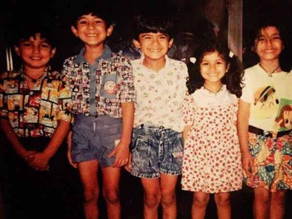 Arjun Kapoor turns 32 today.  He was born to Boney Kapoor and Mona Shourie Kapoor in 1985.  And being born in a filmi family, there remains a high probability that you'd be a born star. One look at Arjun's childhood pics and you'd know he was a handsome poser since ever – all set to own the...