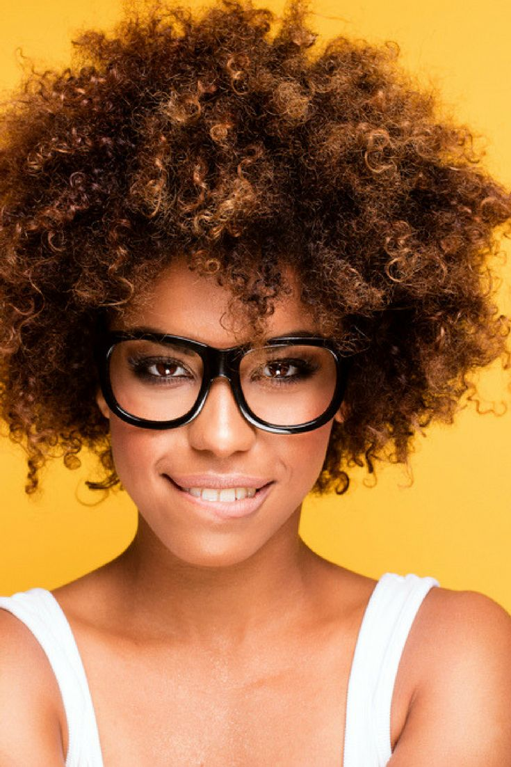 Try one of these 50 awesome natural hairstyles for afro-textured hair! #naturalhairstyles #blackwomen