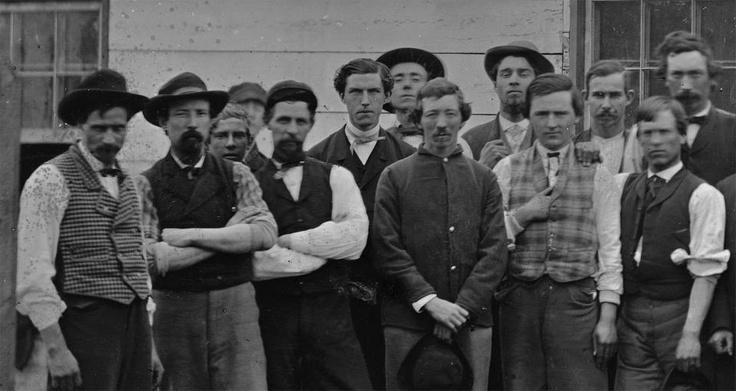 Washington DC, 1865, Quartermaster Corps employees