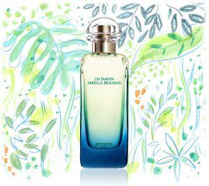 Sorteo De Perfume Hermès Un Jardin Après La Mousson  50ml Unisex. Valorada en 69€
