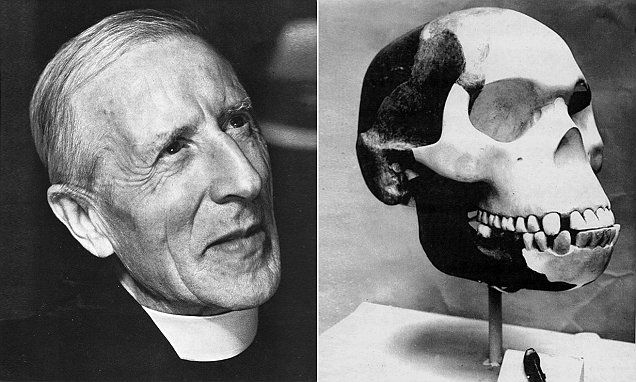 Was a french Jesuit priest responsible for the Piltdown Man hoax? #DailyMail