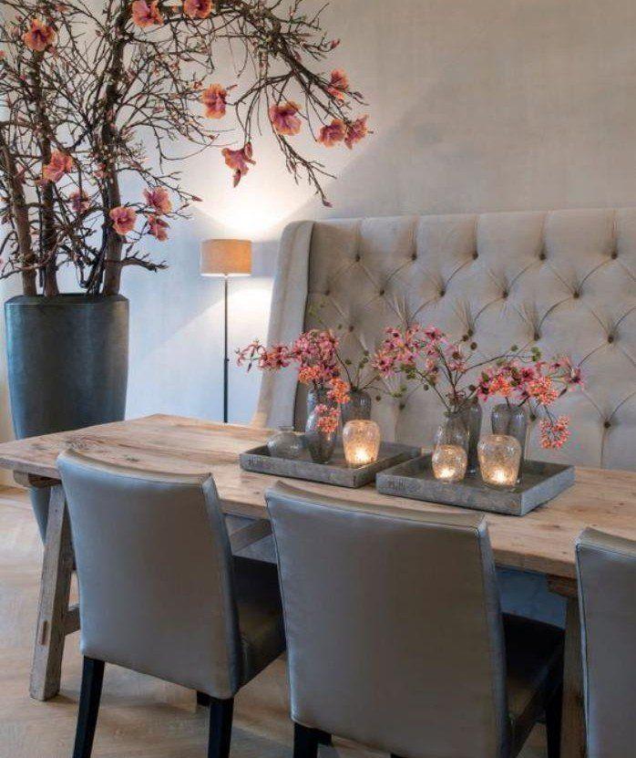 Les 25 meilleures id es de la cat gorie banquette de salle for Cuisine avec salle a manger integree