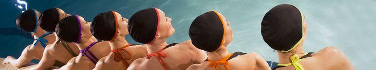 Bonnet de bain femme Cardo Paris, bonnet de bain fantaisie