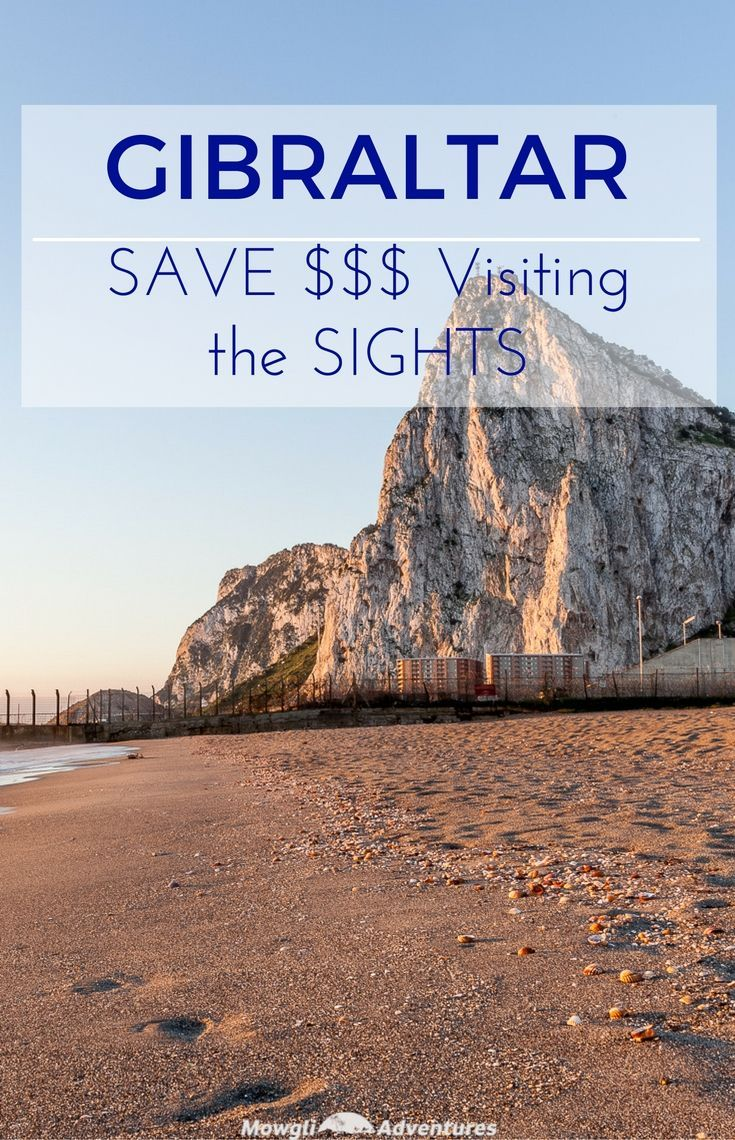 Organised tours of the Rock of Gibraltar can be expensive so we set about…