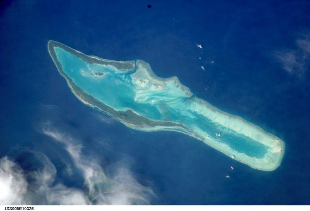 Maratua Island, West Kalimantan. Indonesia.