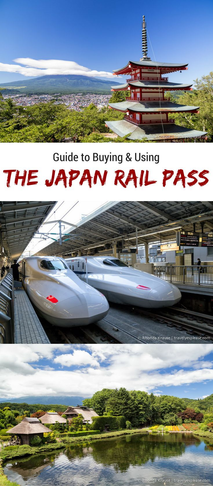 http://travelyesplease.com | Guide to Buying and Using the Japan Rail Pass (Blog Post)