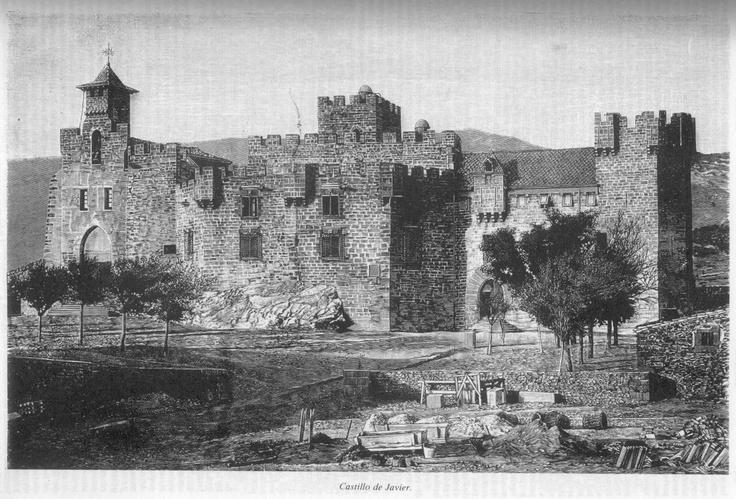 Castillo de Javier (Navarra, España)