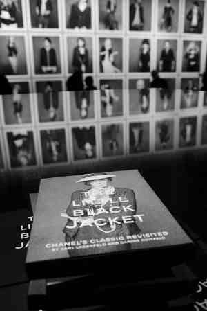 125 latest news.. Chanel- little black jacket