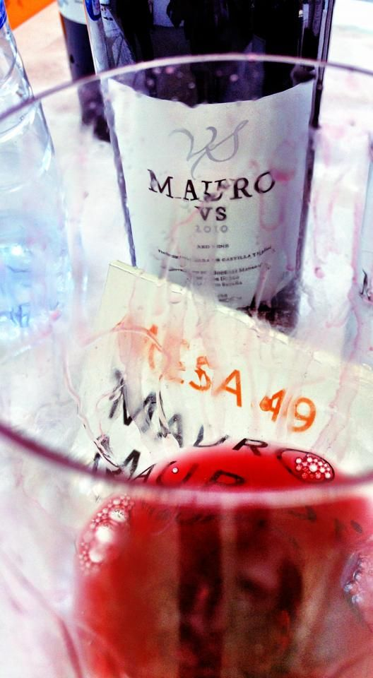 El Alma del Vino.: Bodegas Mauro Vendimia Seleccionada 2010.