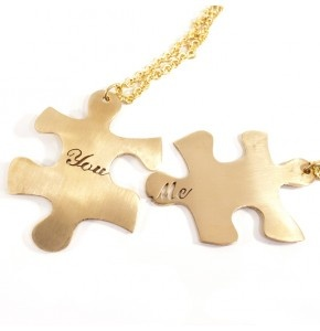 You & Me puzzel - Flash Fashion Store