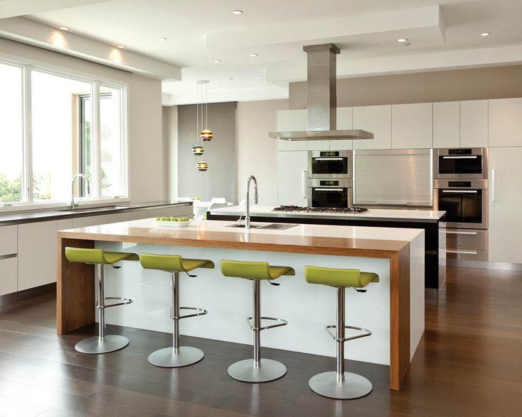 2nd Place Large Kitchen Designed By Laurie Belinda Haefele. Photo By Mark  Lohman Photography.