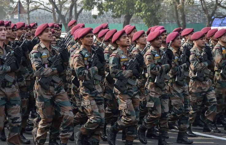 4. INDIA – $50.6 BILLION  -    India has broken into the world top-five defense spenders' club for first time, out-gunning the likes of Russia and Saudi Arabia. The world's largest arms importer and a nuclear power to boot, India spends a huge amount of money on its military.  The country boasts Asia's third-largest economy, and spent $50.6 billion in 2016 - up from $46.6 billion in 2015. A large portion of the budget will be spent modernizing the armed forces and updating combat aircraft.