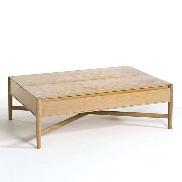Table basse plateau relevable, Irma AM.PM