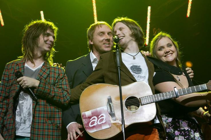 Aarzemnieki won Dziesma with their song 'Cake To Bake'!