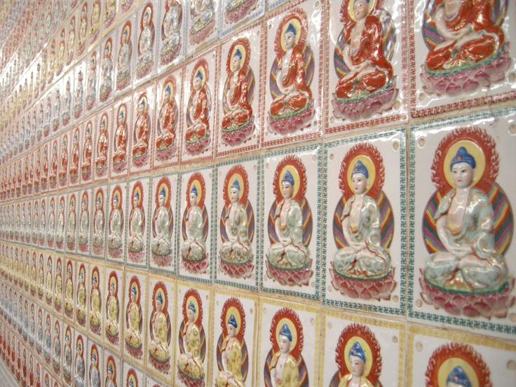 chinese boeddhistische tempel, Maleisie