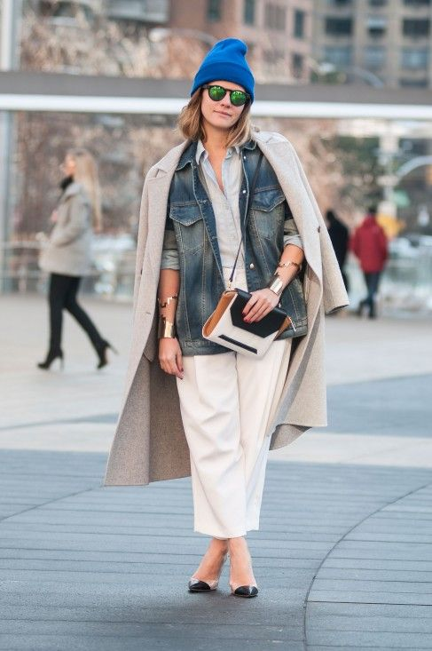 ModMods - NYFW A/W '14 Street Style - Day 6 - Monica Sordo