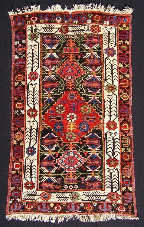 Turkish Rugs | ... Rugs and he was gracious enough to send me a number of rug images