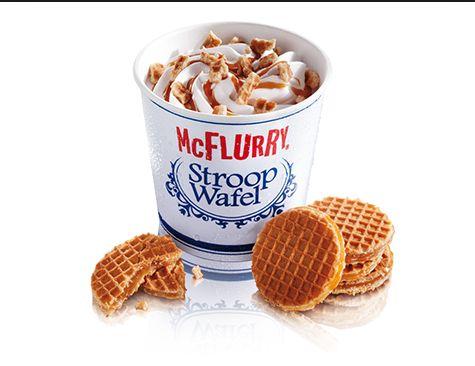 McDonald's McFlurry Holland
