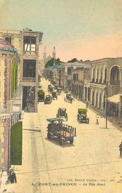 Haiti history