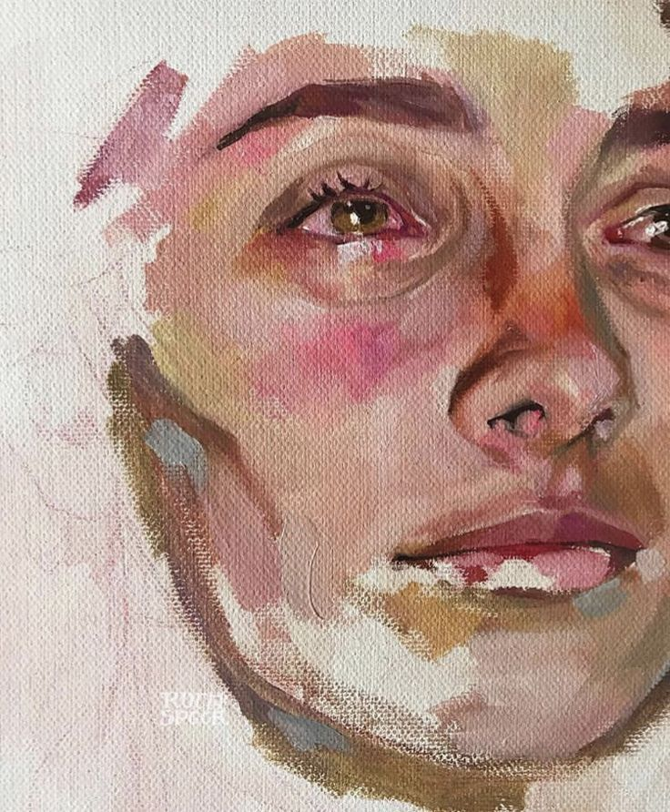 ACRYL // PORTRAITS // ILLUSTRATION // COLOR GAME … – #Acrylic #Color #Game #howtobe #Illustration