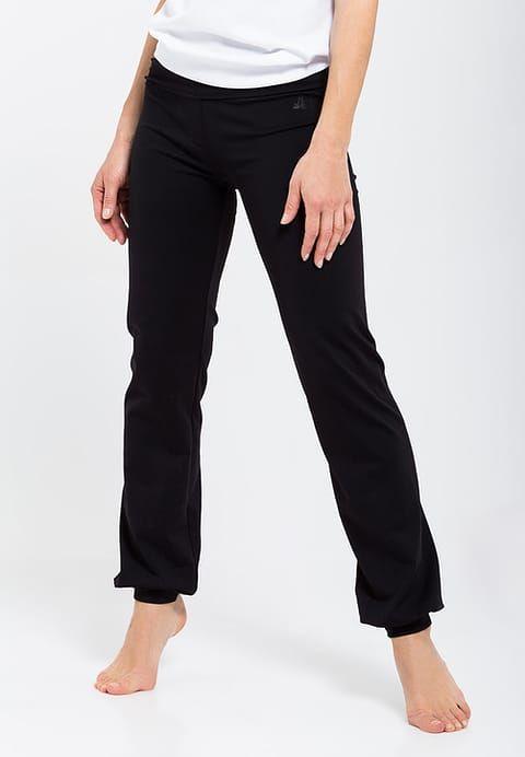 Bestill  Curare Yogawear Treningsbukser - svart eller grå - str. L