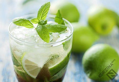 Рецепт Безалкогольный Мохито с киви 3 ингредиента по акции