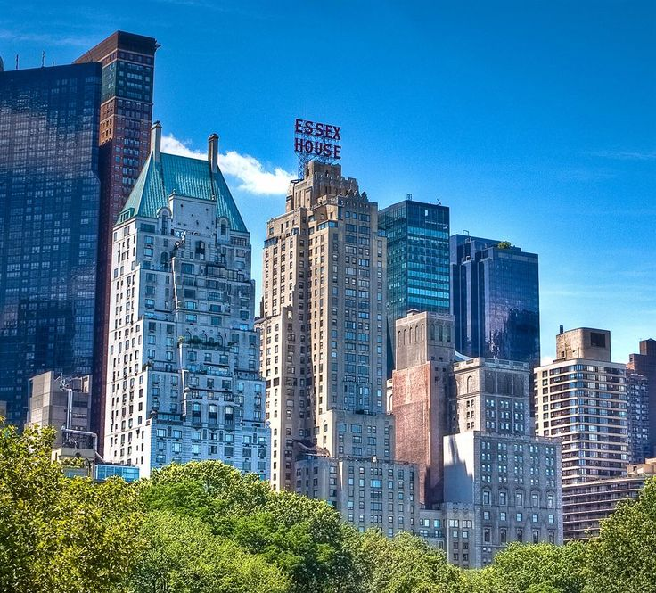 JW Marriott Essex House New York places you in the heart of New York, walking…