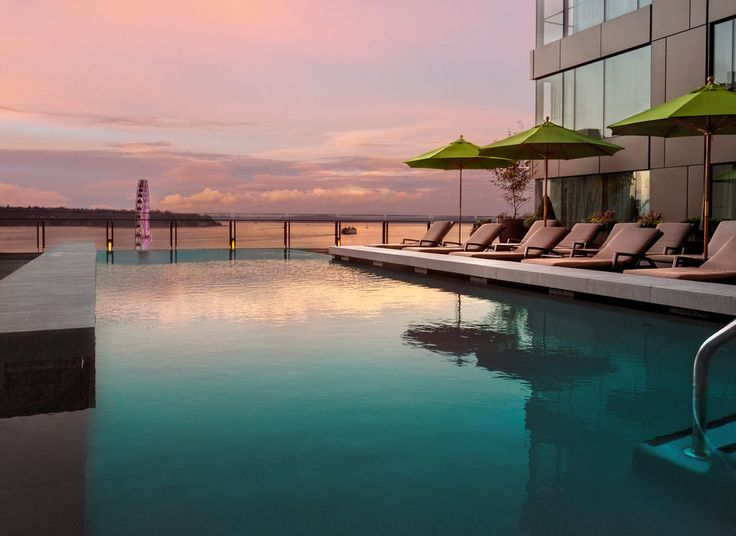10 Best Hotels in the US with Rooftop Pools | Jetsetter