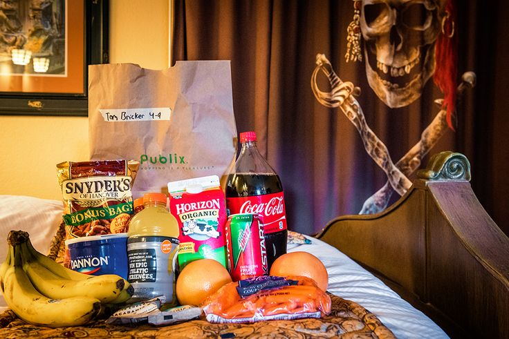 Tips for getting groceries at Walt Disney World, and comparison of options (Amazon Pantry, Garden Grocer, etc.)