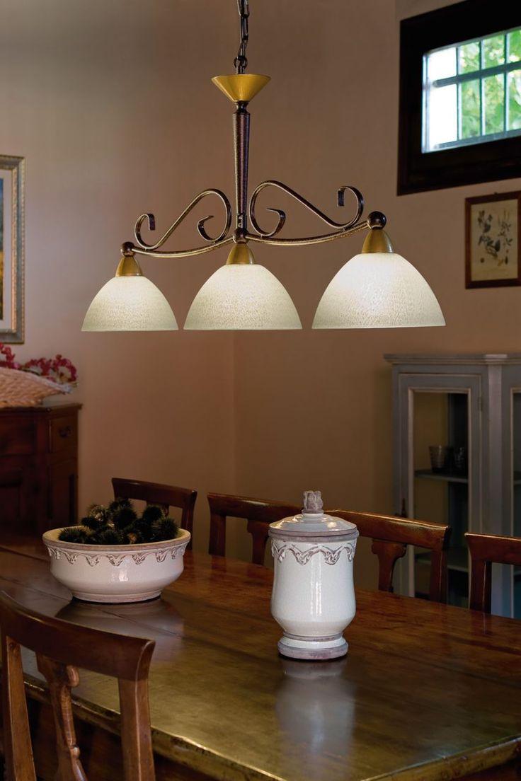 Klassieke hanglamp uit de serie Medici.